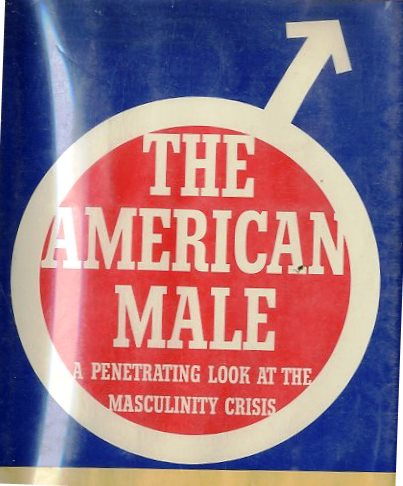 The American Male - cover