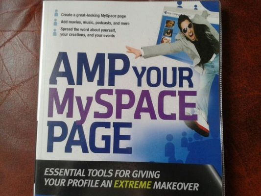 Amp Your MaySpace Page cover