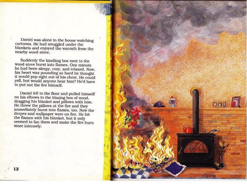 fire starts