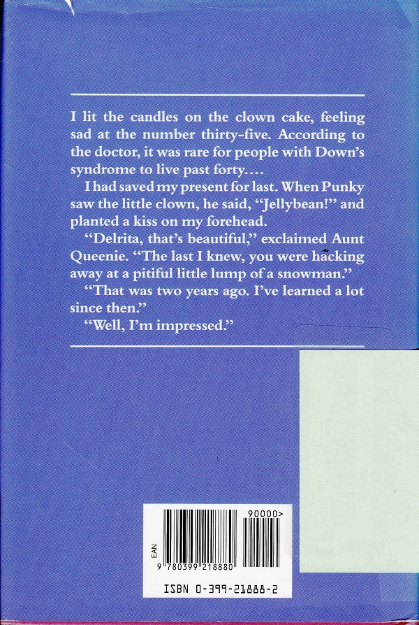 Man Who Loved Clowns back cover