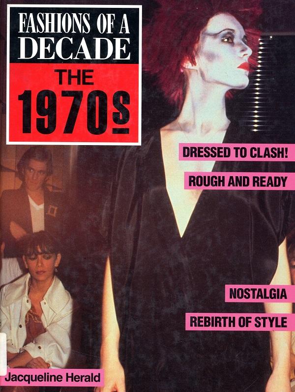 Fashion decade 70s cover