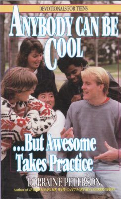 Anyone Can Be Cool cover