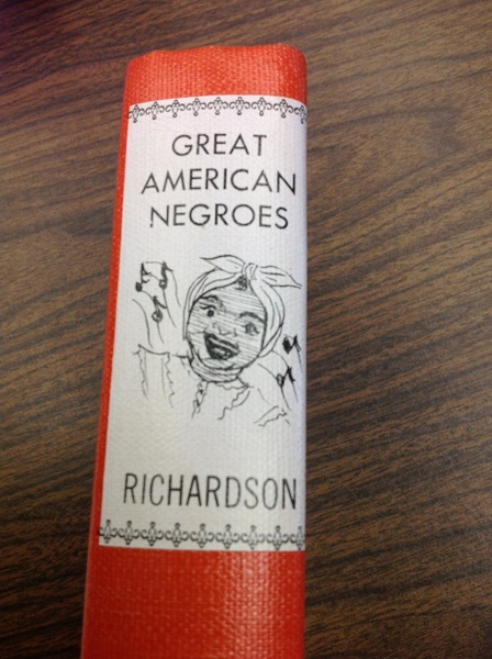 great american negroes spine