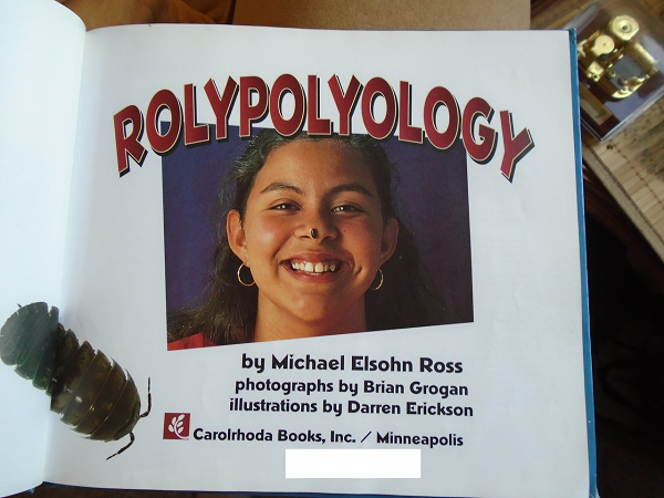 Rolypolyology title page
