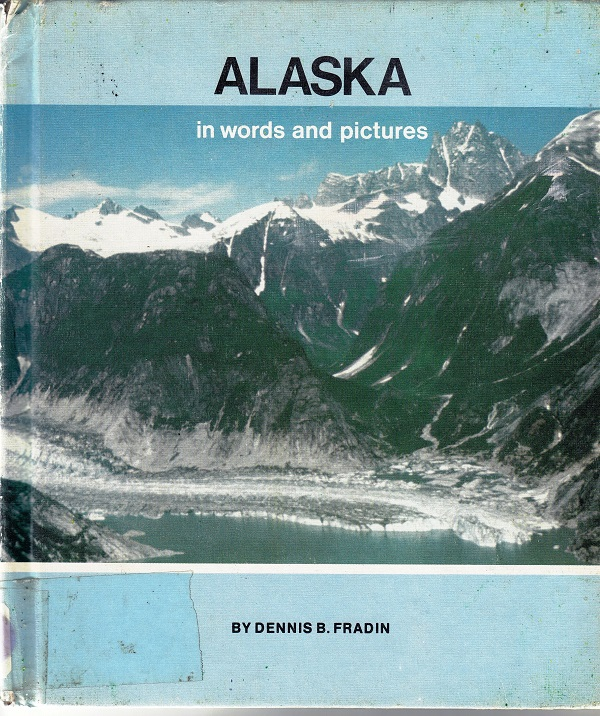 Alaska in words and pictures - cover