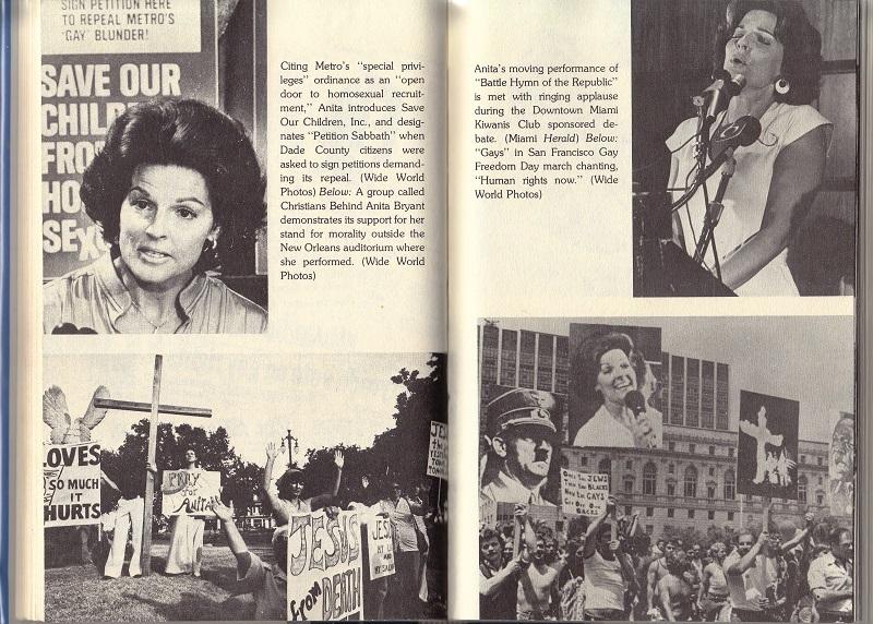 Anita Bryant on homosexuality