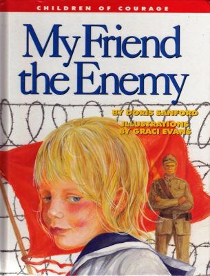 My Friend the Enemy cover