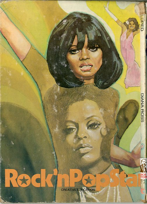 Diana Ross back cover