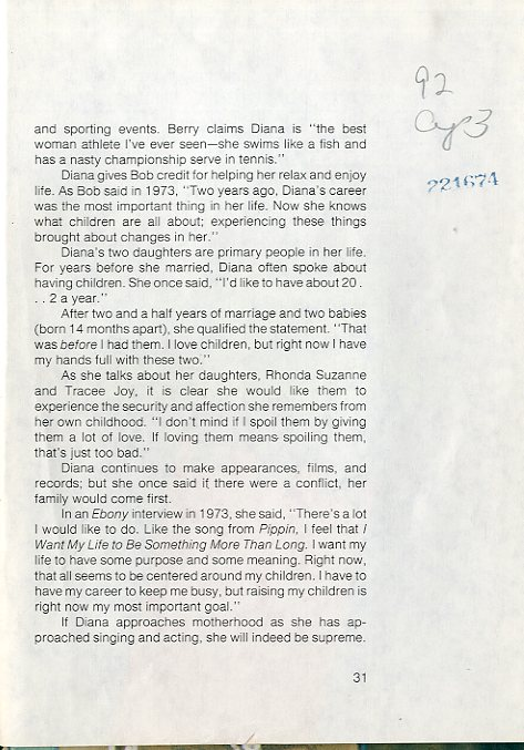 Diana Ross - page 31