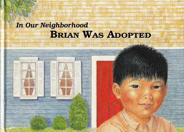 Brian was adopted cover
