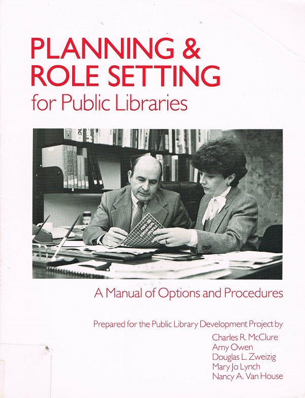 Planning and Role Setting for Public Libraries