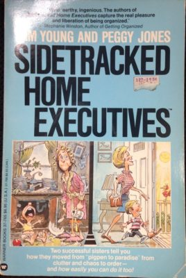 Sidetracked Home Executives cover