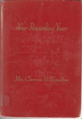 Your Rewarding Years cover