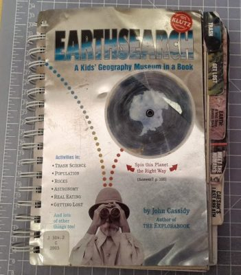 Earthsearch cover
