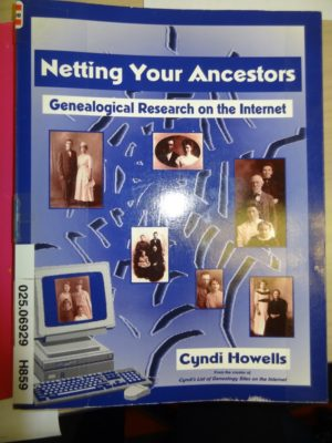 Netting Your Ancestors cover