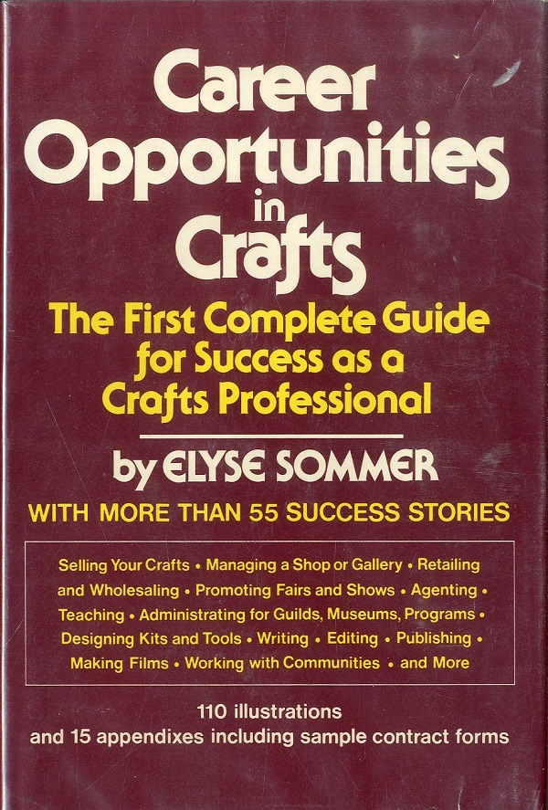 careers in crafts cover