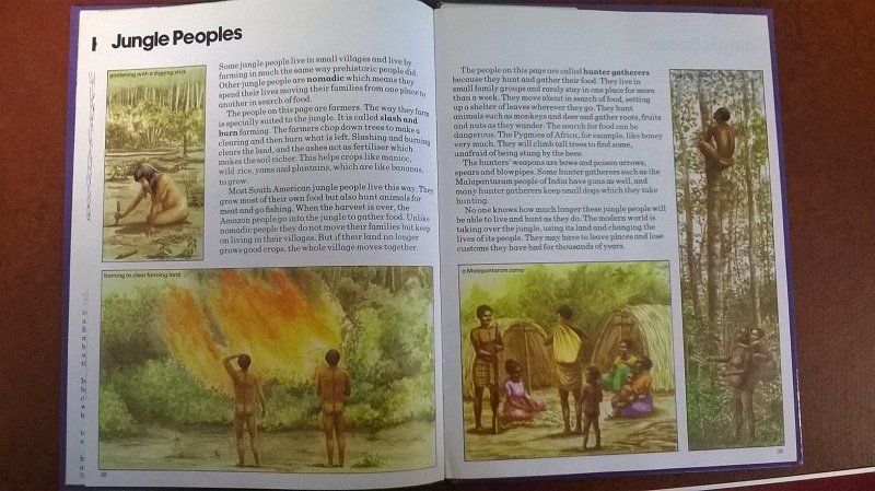 Jungle Peoples