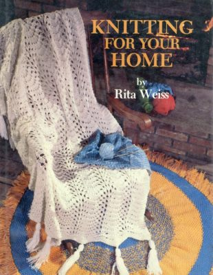 Knitting for Your Home cover