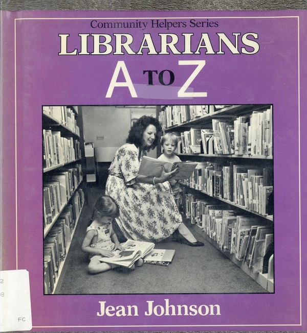 Librarians A to Z cover