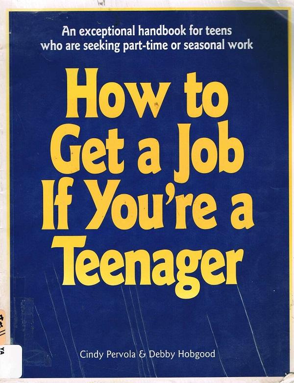 Teen job cover