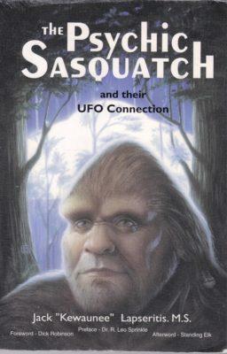 Pyschic Sasquatch