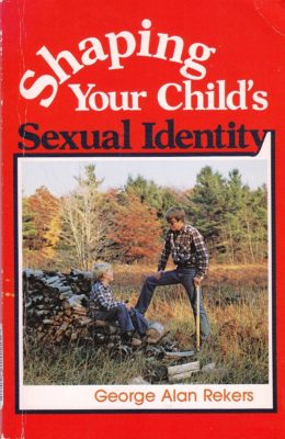 Shaping Your Child's Sexual Identity cover