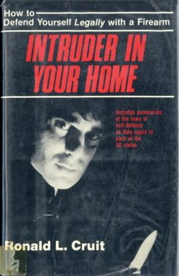 Intruder in Your Home cover