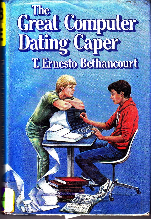 Computer Dating Caper cover