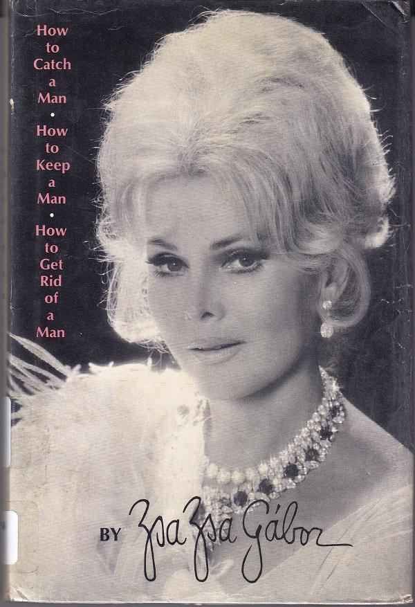 Zsa Zsa Gabor - cover
