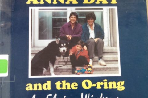 anna day and the o-ring cover
