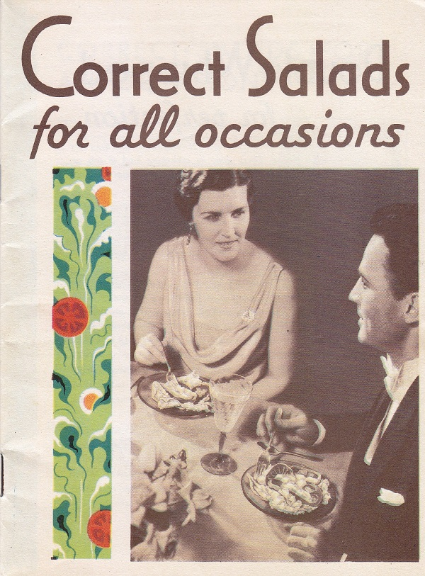 Correct Salads for All Occasions
