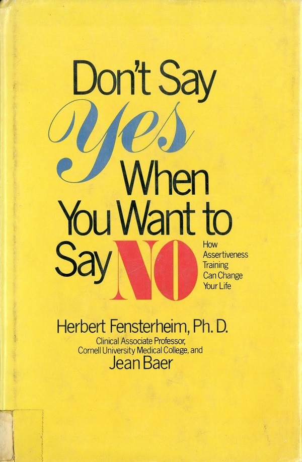 Don't Say Yes cover