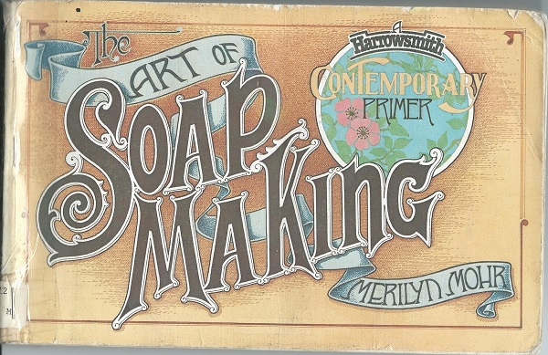 Art of Soap Making cover