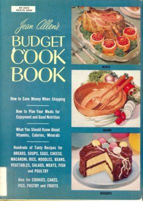 Budget Cook Book