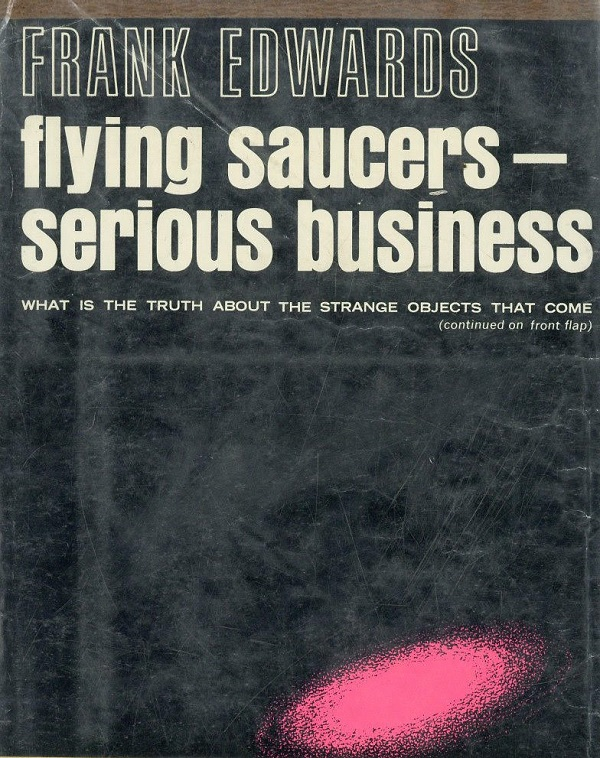 Flying Saucers - Serious Business cover