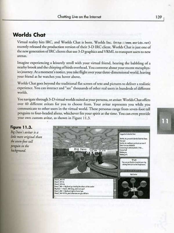 Worlds Chat