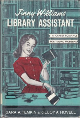 Jinny Williams Library Assistant