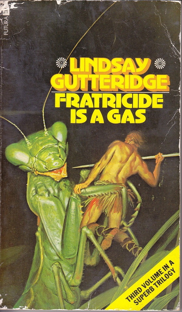 Fratercide is a Gas - cover