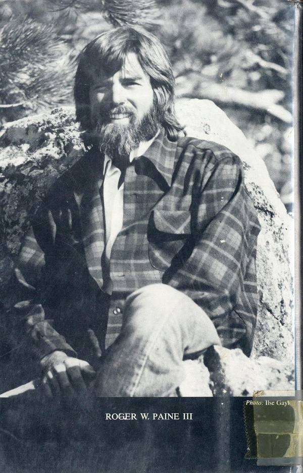The Author, Roger Paine