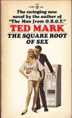Square Root of Sex cover