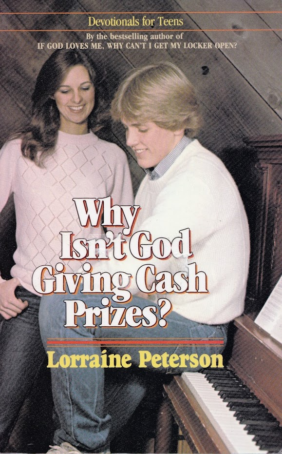 Why isn't God Giving Cash Prizes?