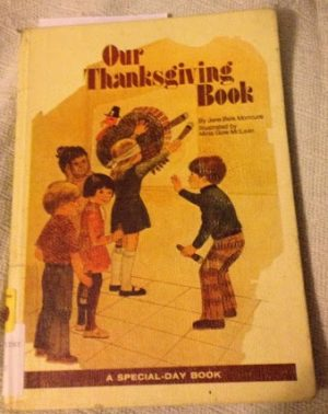 Our Thanksgiving Book cover