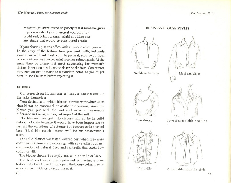 business blouse styles