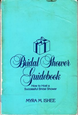 Bridal Shower Guidebook cover