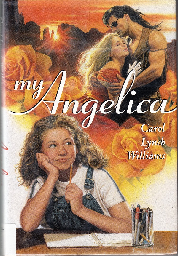 My Angelica cover