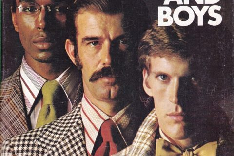 Sewing for Men and Boys cover