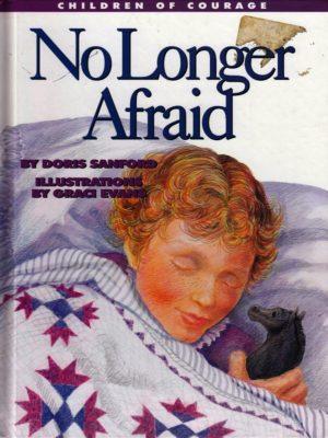 No Longer Afraid cover