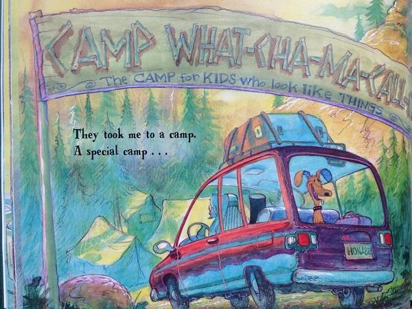 Camp What-cha-ma-call-it