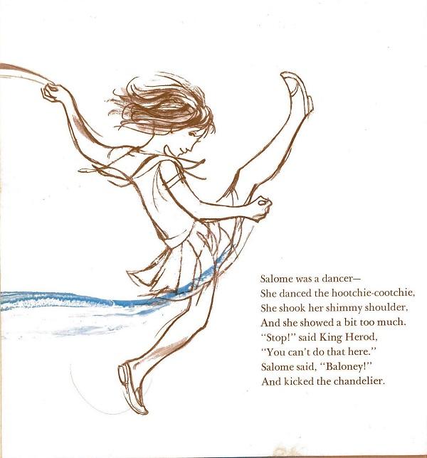 Salome was a dancer