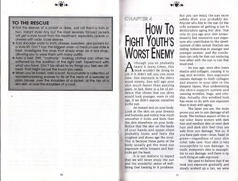 How to Fight Youth's Worst Enemy